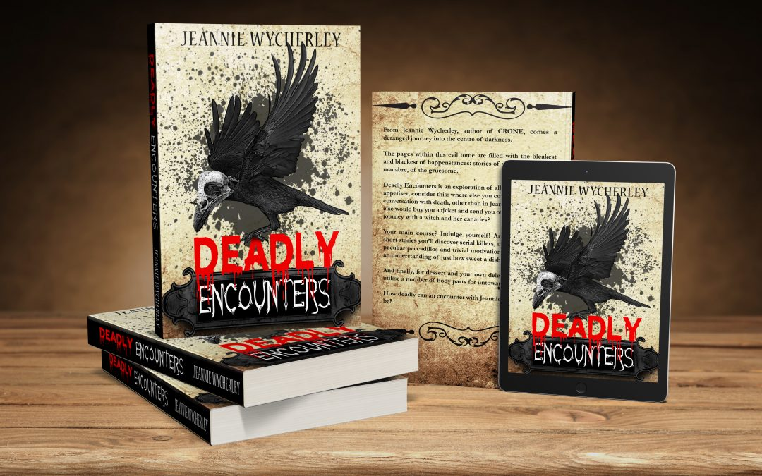Deadly Encounters – Cover REVEAL